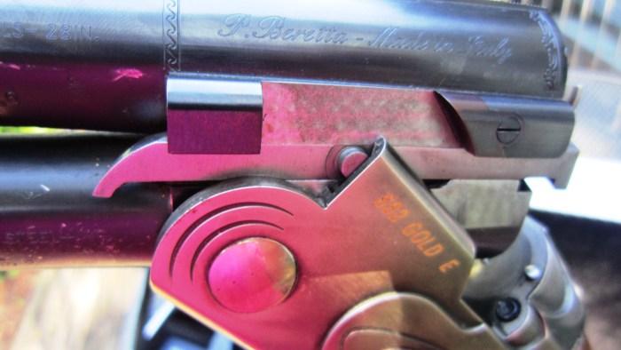 beretta shotgun 682 gold over and under