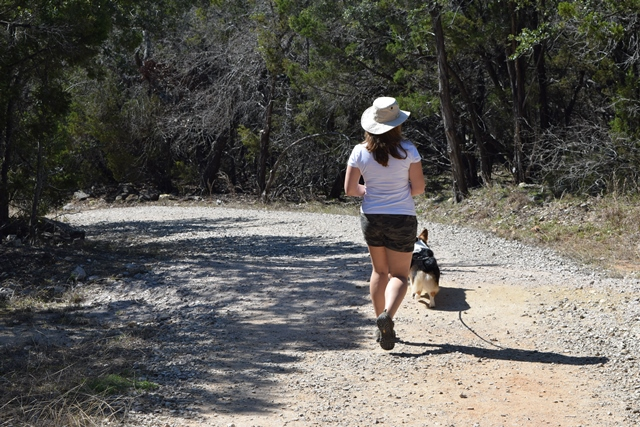 pedernales falls, wolf mountain trail, whits wilderness, hikes near austin