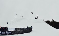 The action at the Dew Tour Breckenridge was a fun perk during our girls weekend!