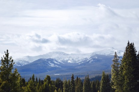 Ski Cooper is nestled among some of the most beautiful scenery in Colorado!