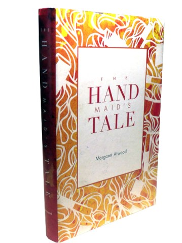 The Handmaids Tale Front Cover