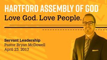 Hartford AG Sermon Video