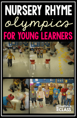 NURSERY RHYME OLYMPICS