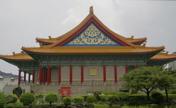 palace museum taipei travel blogger