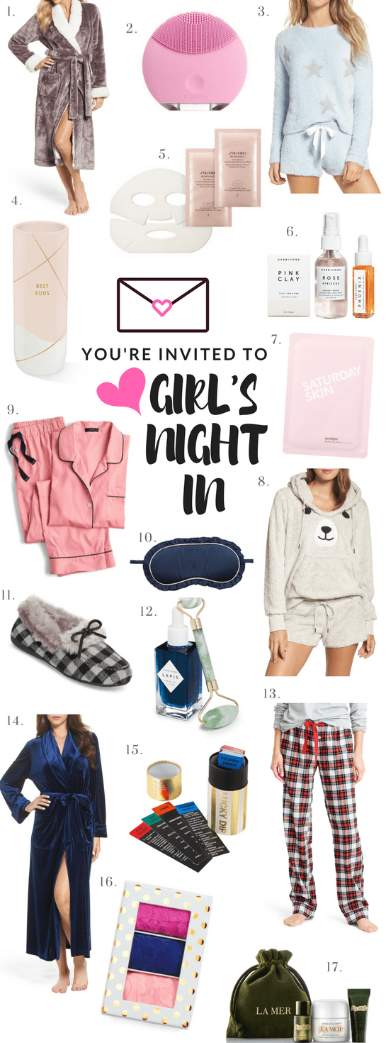 Gift Guide: Cozy Night In