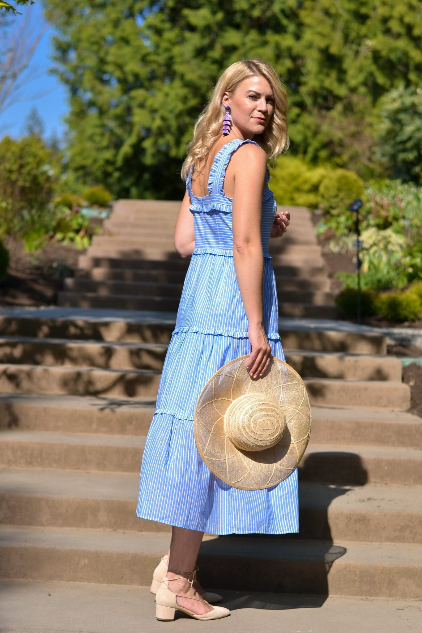 Courtney maxi dress glam meets glam collection