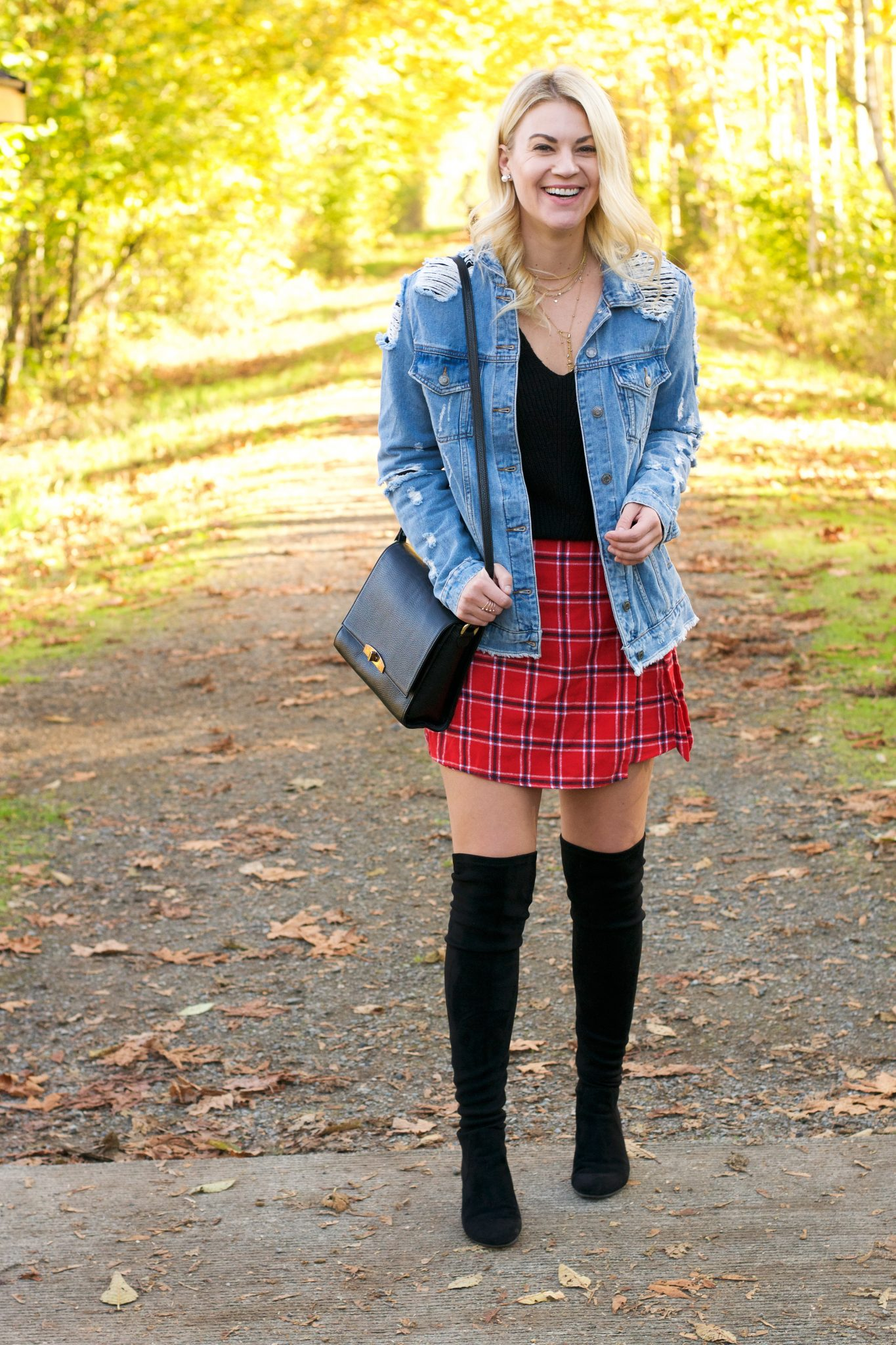 My Fall Uniform + $500 Giveaway