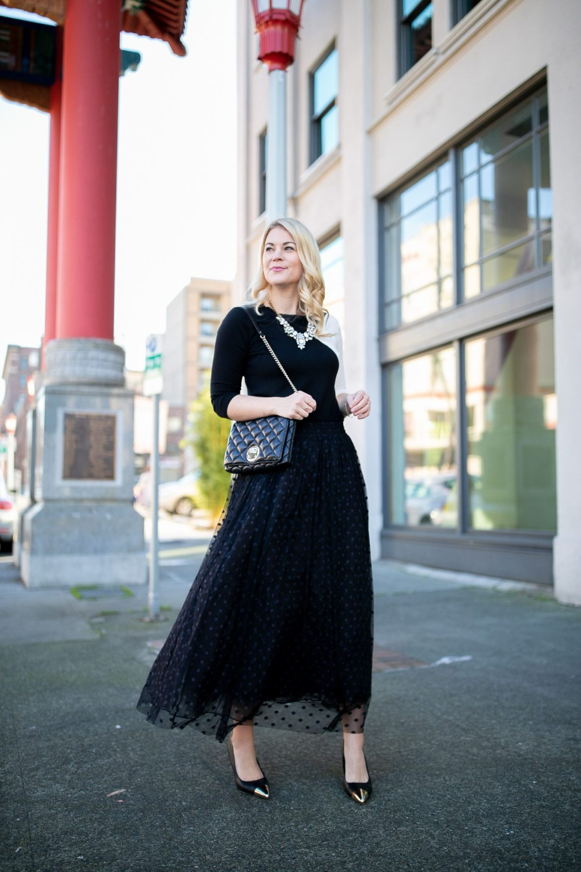 holiday style tulle skirt atlantic pacific halogen nordstroms