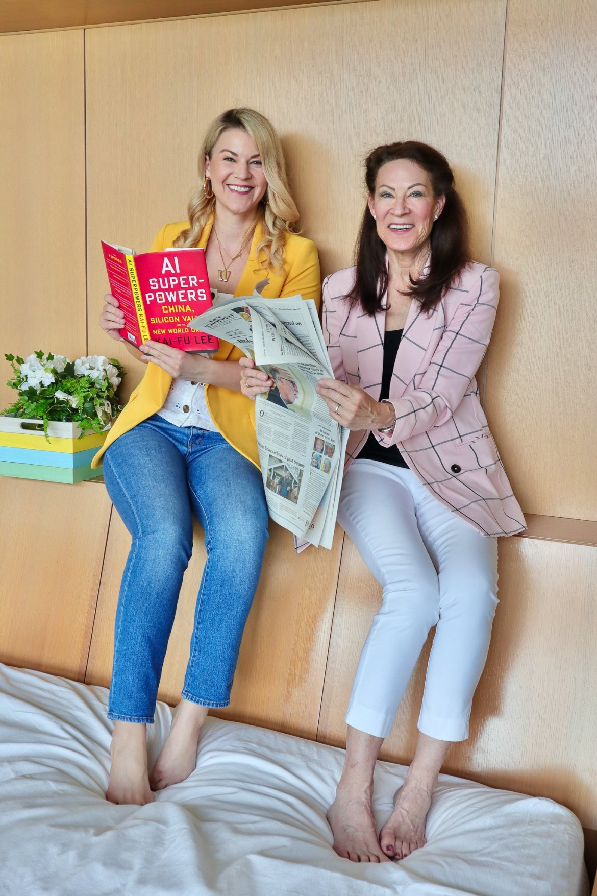 Coffee Chat with Mom for Mother's Day featured by top Seattle lifestyle blogger, Whit Wanders