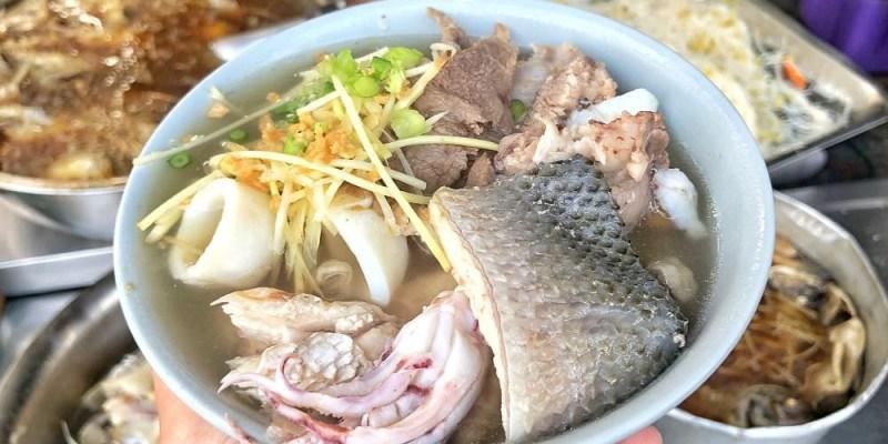 隱藏在永康兵仔市的澎湃鹹粥【阿喜虱目魚粥】台南在地人才知道的美味 台南早餐 台南美食