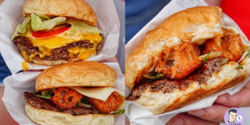 【台南美食】abc美式燒烤車 四川麻辣老油條漢堡台南只有這間吃得到 中西區美食