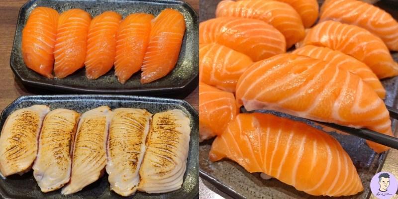 台南又一間厲害的日料店【森木廚房】炙燒鮭魚給超厚又大片!白天開早午餐 晚上賣日料 這家咖哩超強