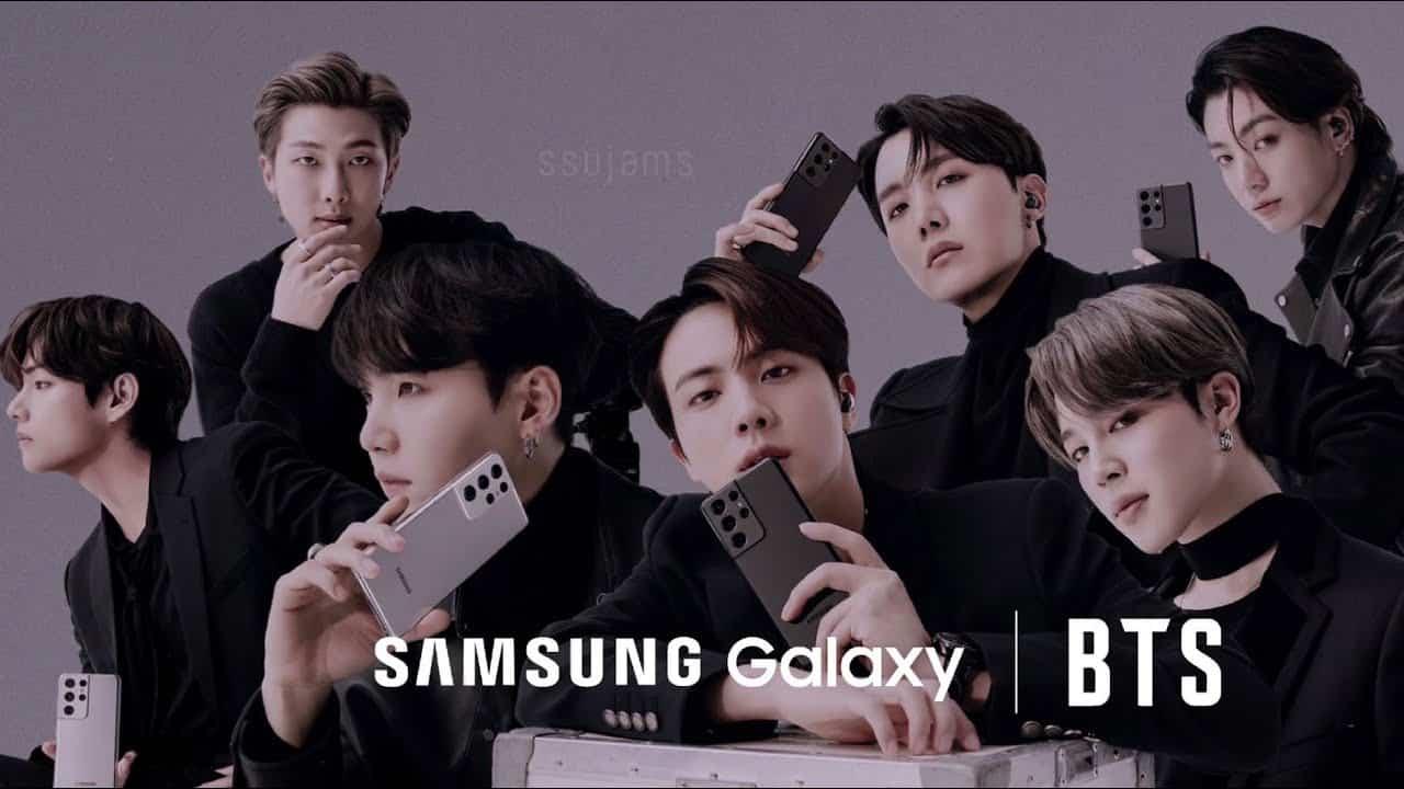 Samsung ad