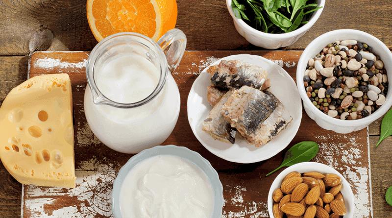 Nutrients For Healthy Bones