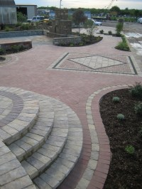 how to install a paver patio | Whiz-Q Stone's Blog