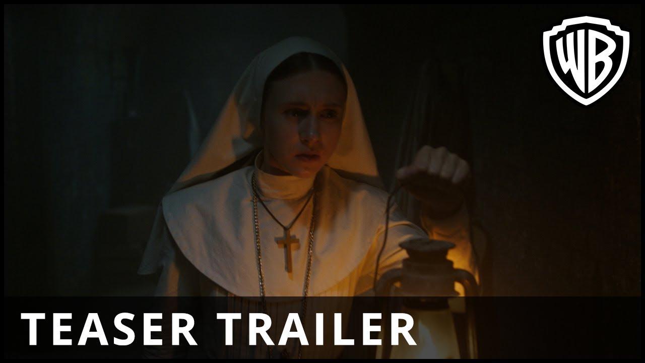 2c6cd21f8315 The Nun – Official Teaser Trailer – Warner Bros. UK – Whizz Share