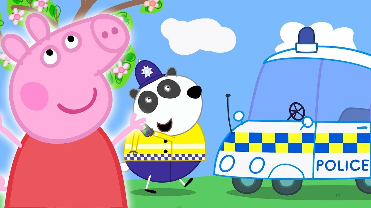 Peppa Pig English Episodes Peppa Pig When I Grow Up Full Episode