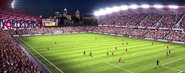 Indy 11 Stadium