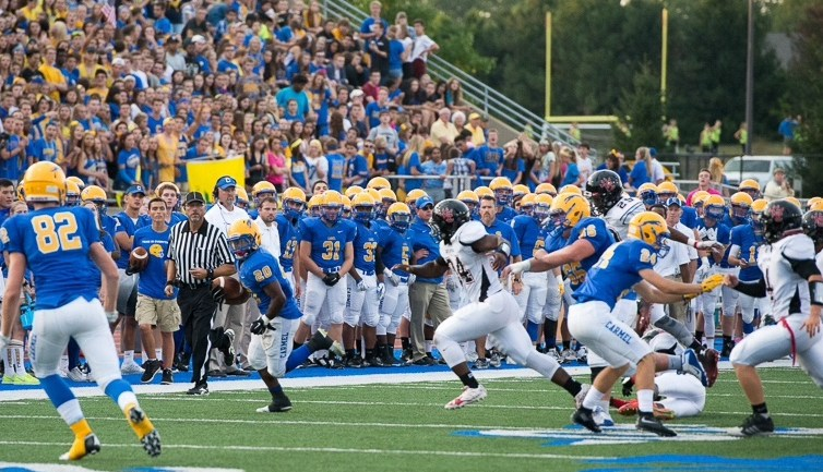 Carmel Varsity Football: Week 6 vs. North Central