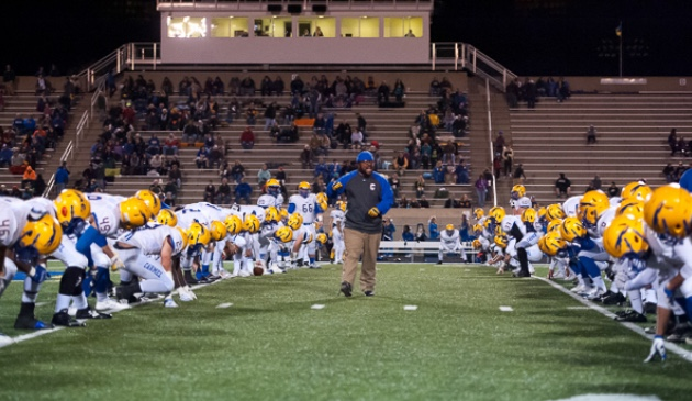 Carmel Varsity Football: Week 12 vs. Homestead