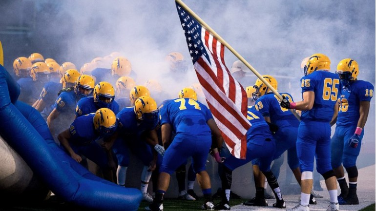 Carmel Varsity Football: Week 10 vs. Noblesville