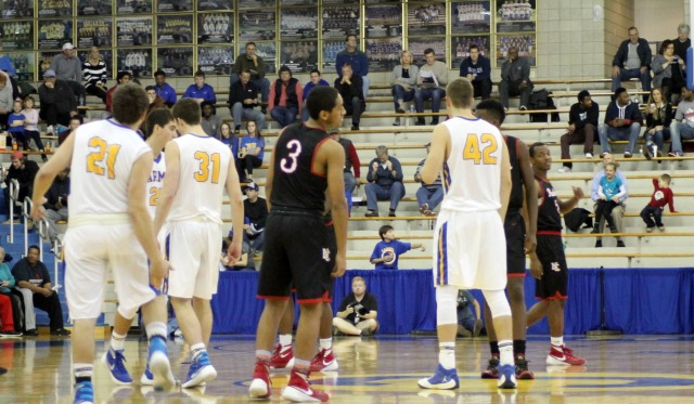 Carmel Boys Varsity Basketball: Game 4 vs. North Central