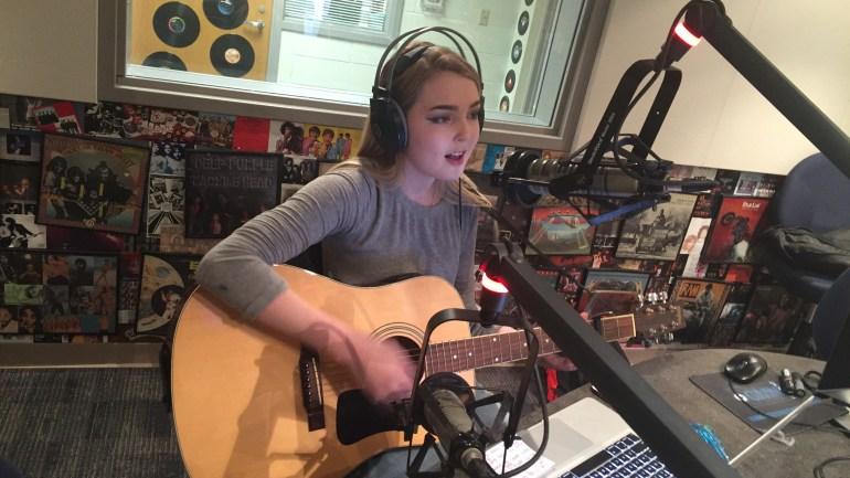 Student Radio Time: Haley McCarter