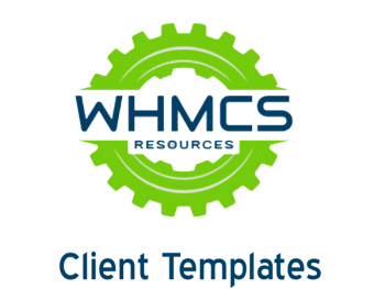 Paid WHMCS Client Templates