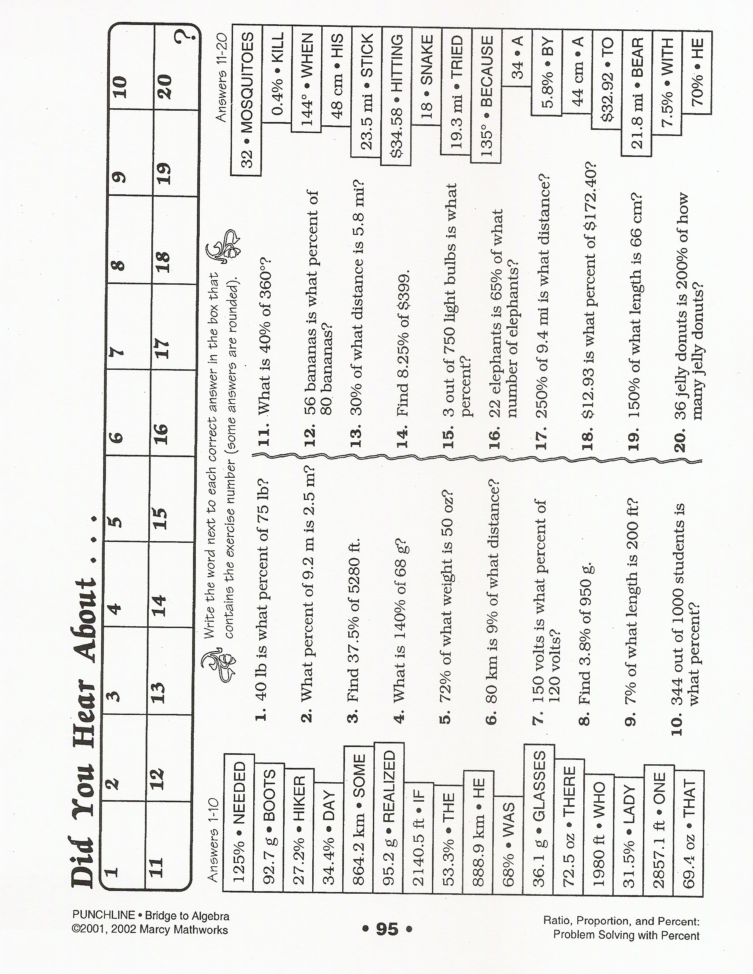 worksheet. Algebra With Pizzazz Worksheets. Grass Fedjp