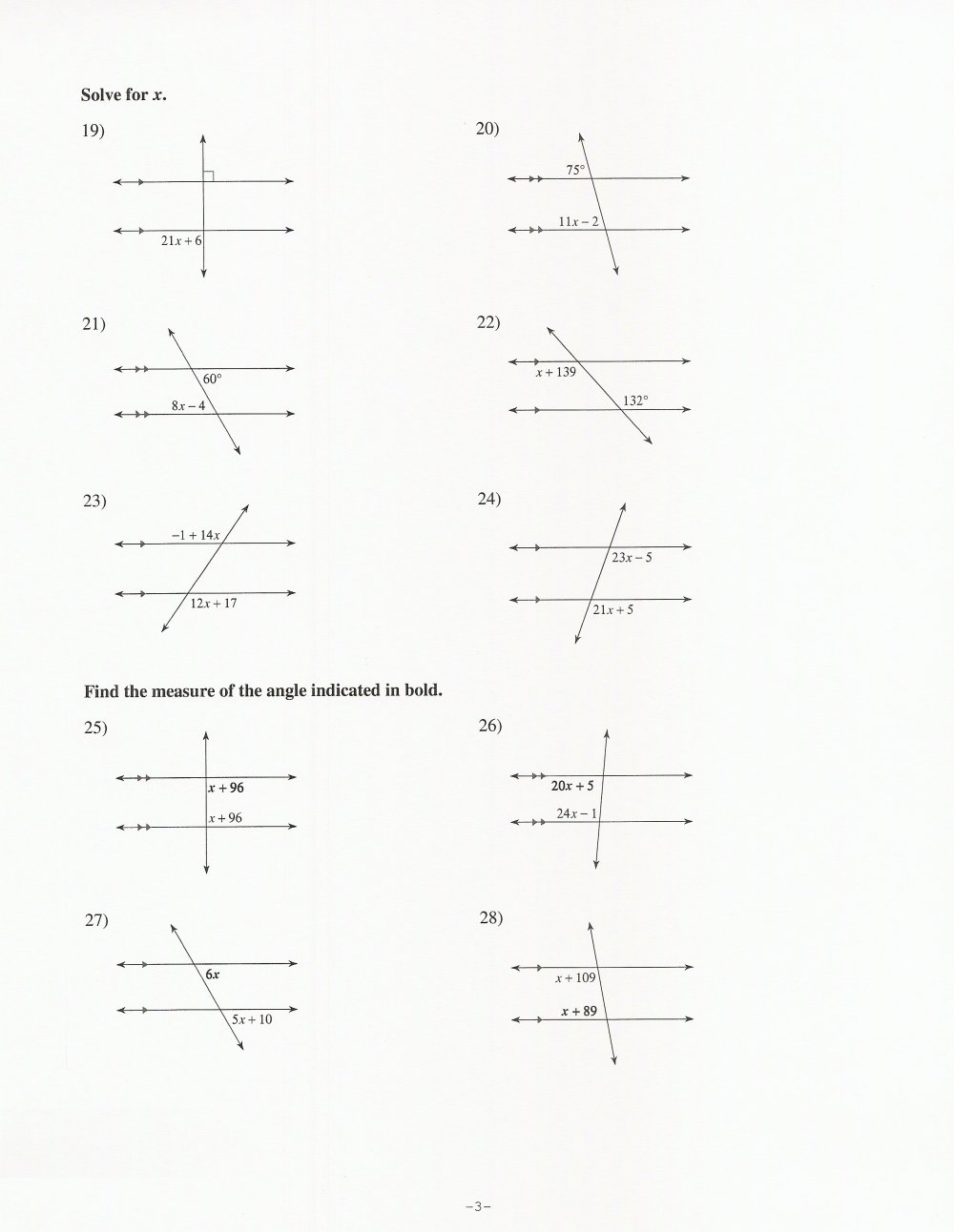 medium resolution of 3rd Quarter Assignments   whmsmath