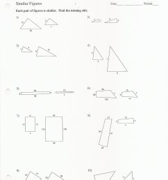 Similar Figures And Proportions Worksheet With Answers -  Promotiontablecovers [ 3232 x 2512 Pixel ]