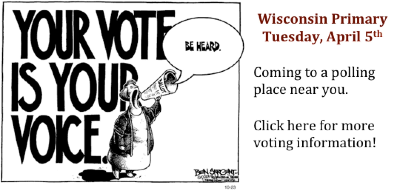 Vote April 5th