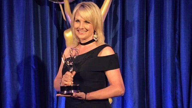 Diana Watson wins NATAS Emmy for on camera talent  FOX