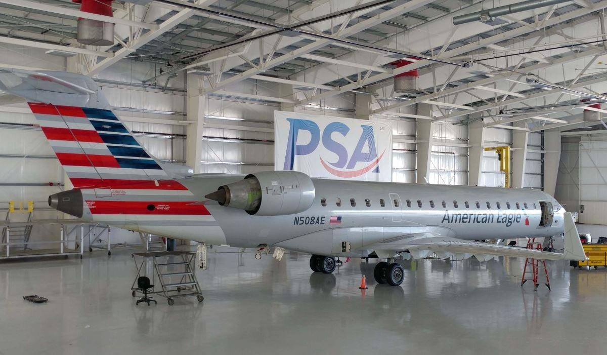 Resultado de la imagen para cancelaciones de vuelos de psa airlines