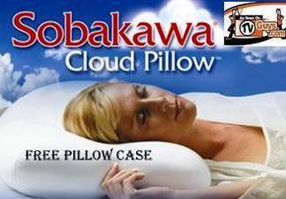 sobakawa pillow a deal sobakawa