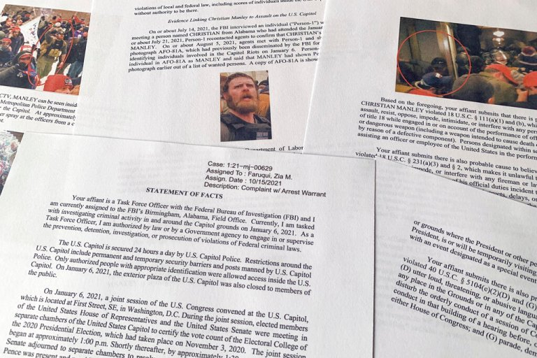 Watch Alabama native charged in Jan. 6 rebel denied launch – Google Alabama News
