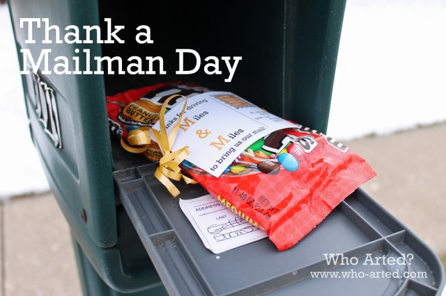 Thank a Mailman 02
