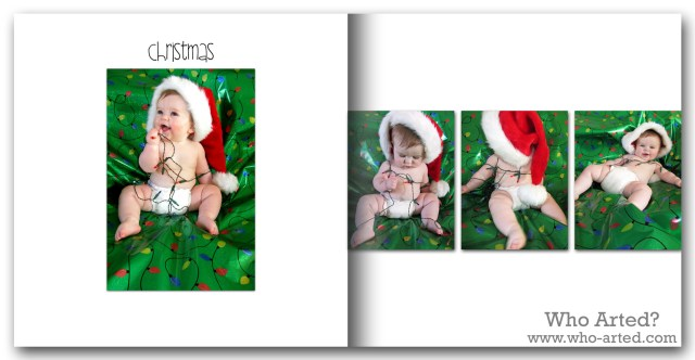 Baby Book Ideas Holidays
