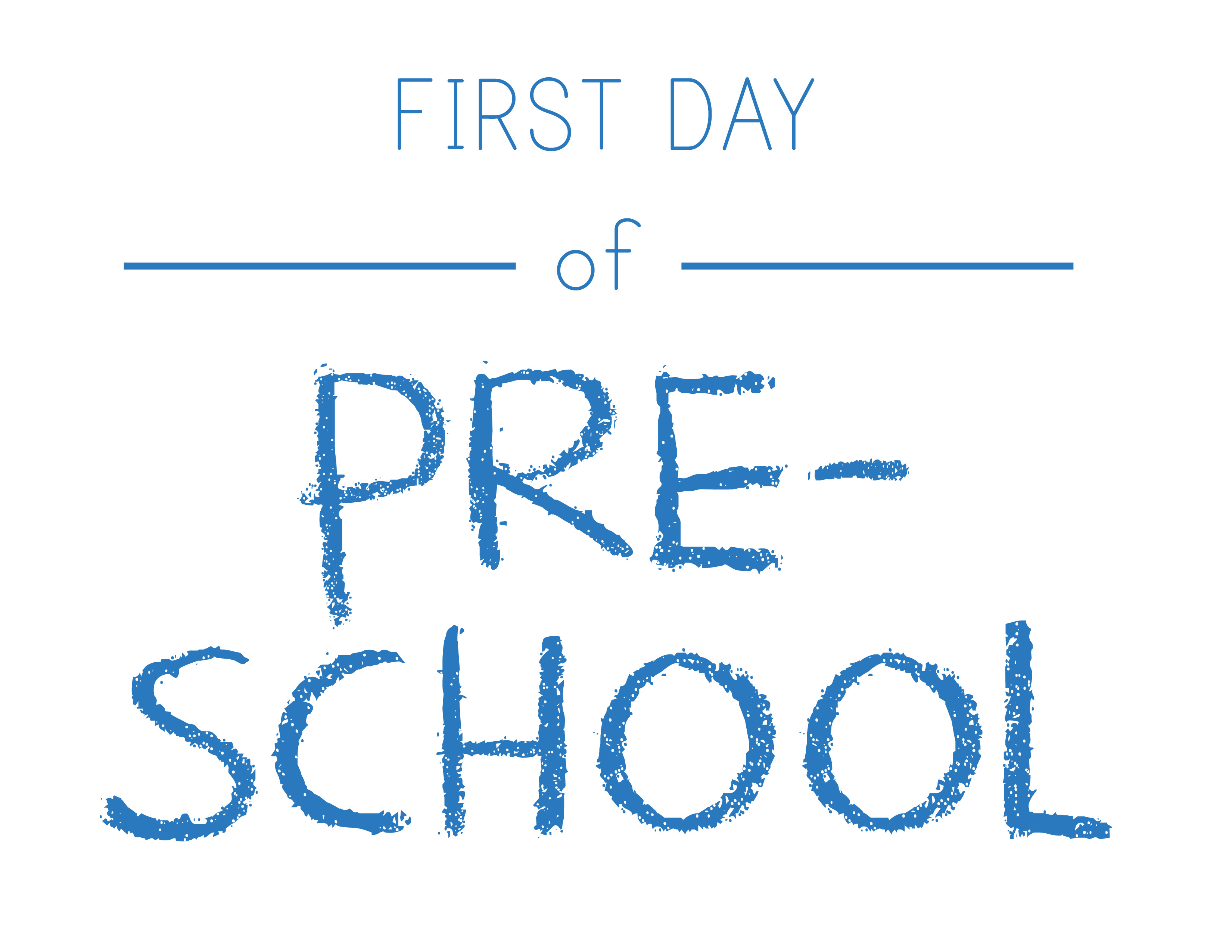 Printable First Day Of School Signs And Bonus Photo Ideas
