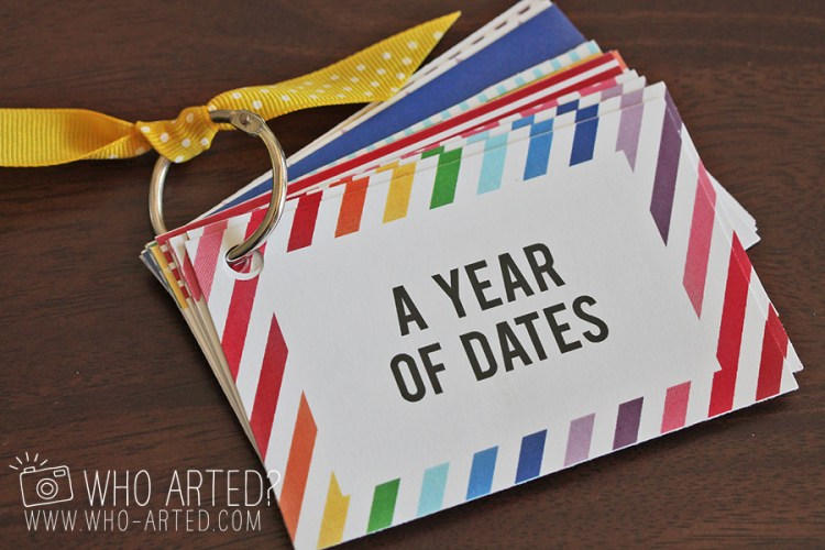 Year of Dates Who Arted 04