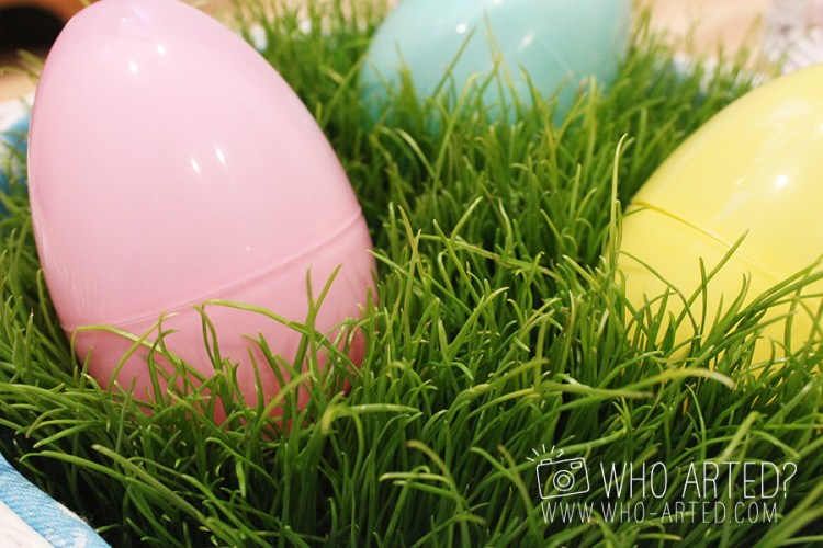 Easter Basket Grass Who Arted 01