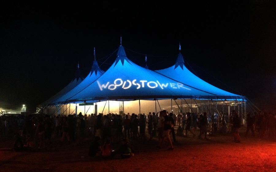 Woodstower, festival près de Lyon