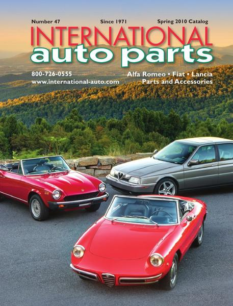 Car Parts Spring 2010 By International Auto Parts