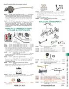 gm shifter linkage kits in 2011 Pontiac GTO Parts by Ames