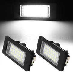 Bmw X5 E70 Tail Light Wiring Diagram How Solar Power Works 2x Error Free For E39 E60 E90 M5 18 3528 Smd Led