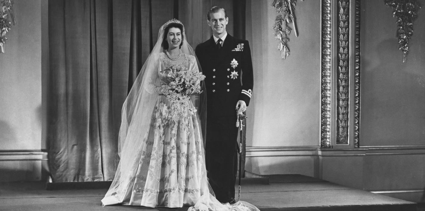 Queen Elizabeth And Prince Philip Met On A Tennis Court