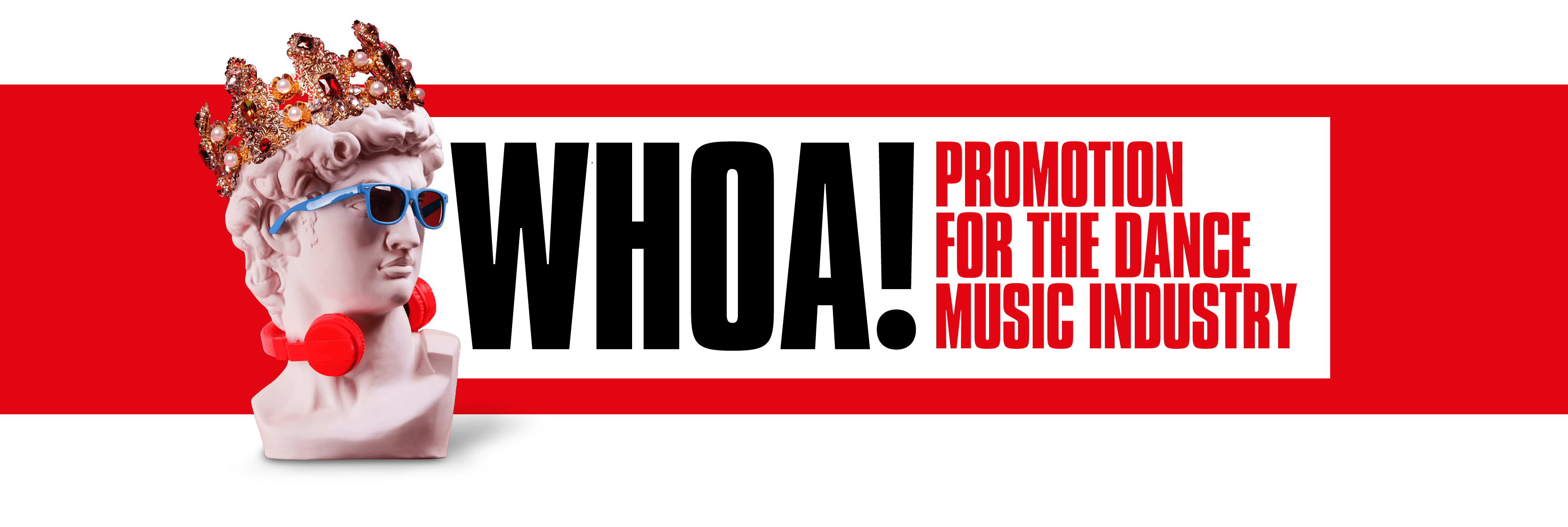 Whoa Promo Bespoke Club & Radio Promotion for the Dance Music Industry