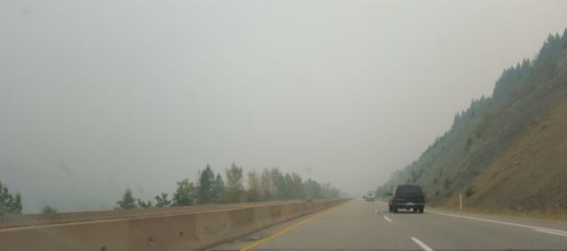 Drive to Kelowna