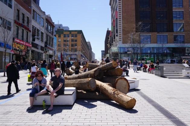 Place des Arts Montreal
