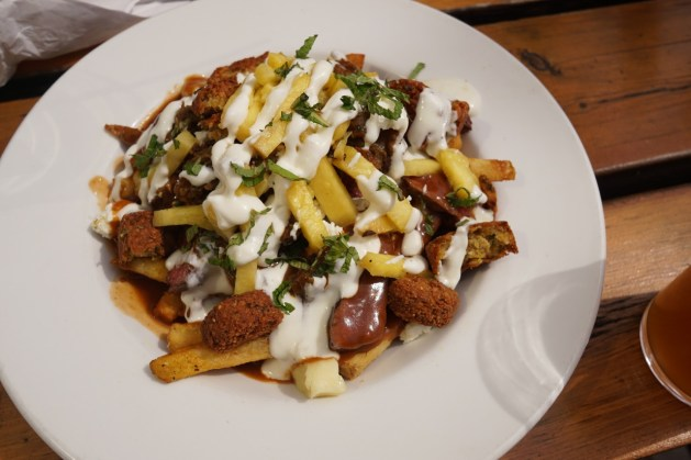 Ship & Anchor Poutine